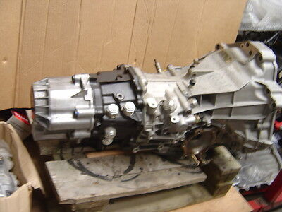 AUDI 01E TRANSAXLE 6 Speed Gearbox For Mid Engine Car V8
