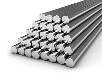 Titanium Round Bar Rod Many sizes and lengths Metal Strip Section 2