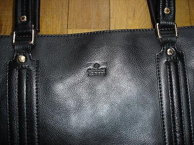 9861b493cdc5 ... GUCCI grand sac cabas cuir noir porte a main ou épaule made Italy  valeur 3200 E