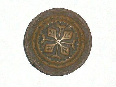 Antique Eastlake  Four Symmetry Vernacular Door Knob 4