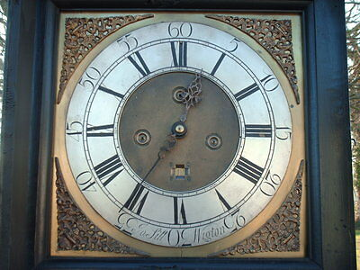 Antique Sill Of Wigton  Grandfather / Longcase Clock 3 • £649.00