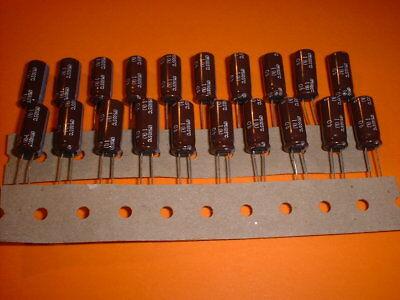 8x Elko 1500µf//35 v 105 ° C 22x20mm PANASONIC 1500uf