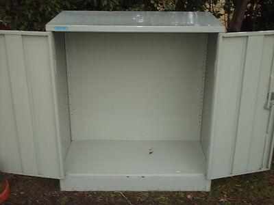 Vintage Steel Cabinet / Cupboard 5