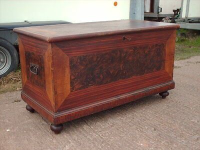 Victorian  Pine  Chest / Bedding  Box 11