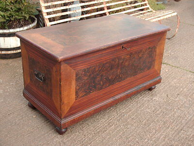 Victorian  Pine  Chest / Bedding  Box 6