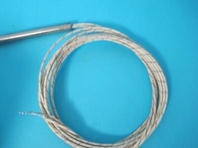 "Watlow 240V 1000W Firerod 1342 12 G12A47-E72 Cartridge Heater 12"" Total Length 5"