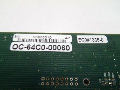 Dalsa OC-64C0-00060 / XL-F130-2064A Dual Port Image Card X64-CL 6
