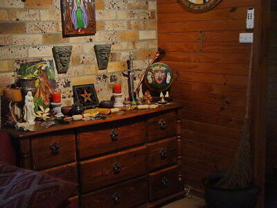 PSYCHIC, MEDIUM, CLAIRVOYANT 30 min Over the Phone Reading Wicca Witch Pagan 12