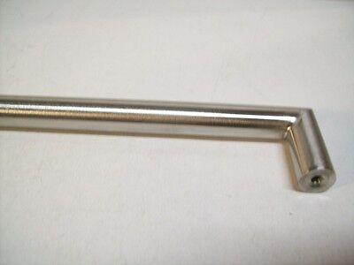 96mm 505 Nr Edelstahl Möbel-Gehrungsgriff  Ø12
