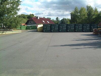 See Container a. abgeschl. Gewerb. Grundstück Bad Harzburg LK Goslar Lager Halle 5