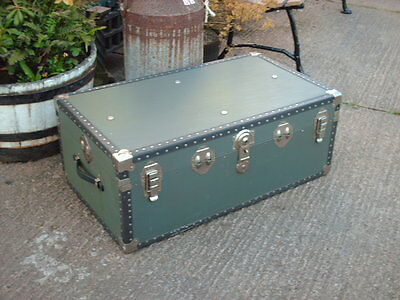 Vintage Travel  Chest / Trunk 3