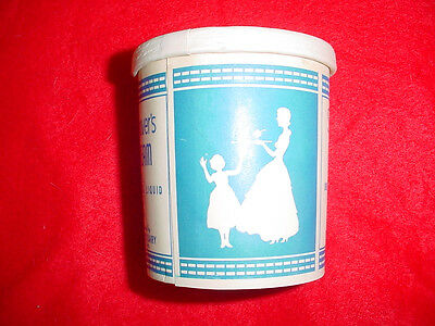 SCHOONOVER/'S DAIRY KNOXVILLE PA 1 PINT ICE CREAM CONTAINER CARDBOARD NEW RARE