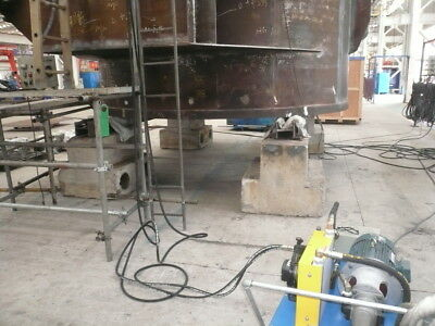Manufacturer Sell Portable Boring Machine Bore range 95-900mm with Facing Tool 5