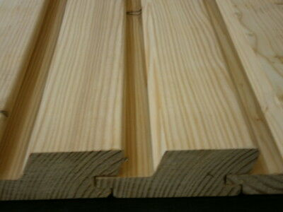Larchen Rautenprofilbretter 34x96 Mm Profilholz Rhombusleisten Eur