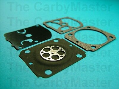 Gasket and Diaphragm Kit For Zama C1M-S144D C1M-S145C