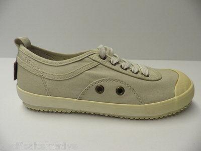 e0847473be1c ... Chaussures plate de ville TBS beige pour FILLE taille 33 baskets  -Modèle d Expo
