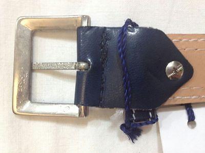 Byblos Mini club - cintura bianca e nera con scritta Byblos ripetuta - 9 mesi -