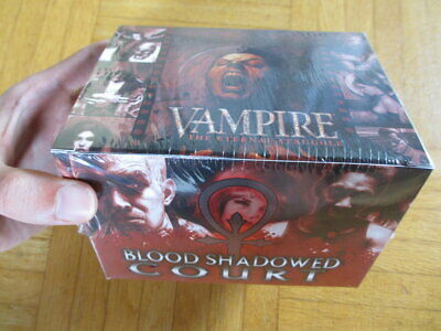Vampire the Eternal Struggle VTES KMW Sealed Booster Kindred Most Wanted