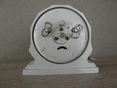 vintage clock alarm blangy retro desk  Art Deco design  Mechanics uhr 5