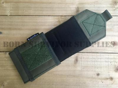 Viper GREEN UTILITY SLEEVE Small Pouch MOLLE Mobile Phone Bushcraft Survival Kit
