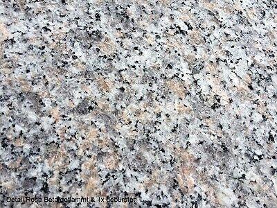 Granit Naturstein podestplatte aussentreppe hauseingangstreppe granit naturstein
