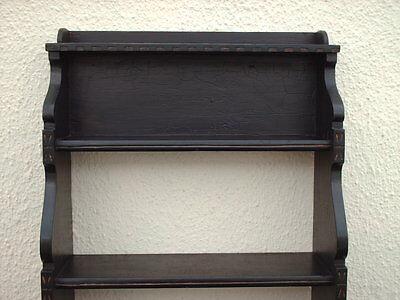Victorian Pine Wall / Floor Shelf 9