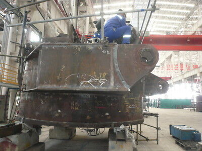 Manufacturer Sell Portable Boring Machine Bore range 95-900mm with Facing Tool 4