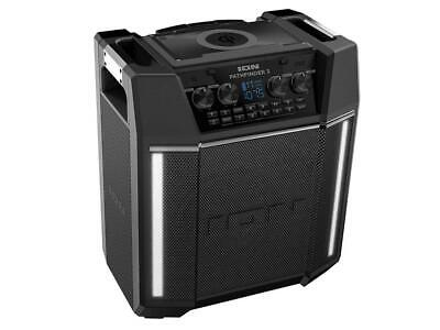 ION Pathfinder 3 Bluetooth Portable Speaker with Wireless Qi Charging 3