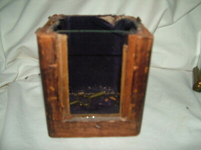 very old antique carriage clock 6