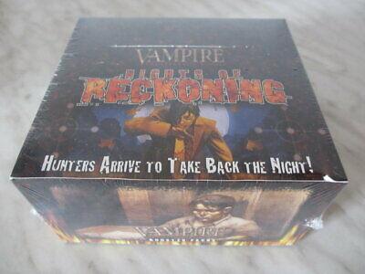 1 pack Sealed VTES: Vampire Eternal Struggle Ancient Hearts Booster Pack