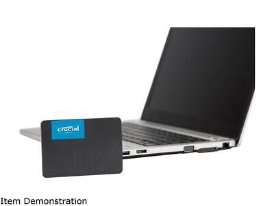 "Crucial BX500 2.5"" 1TB SATA III 3D NAND Internal Solid State Drive (SSD) CT1000B 6"