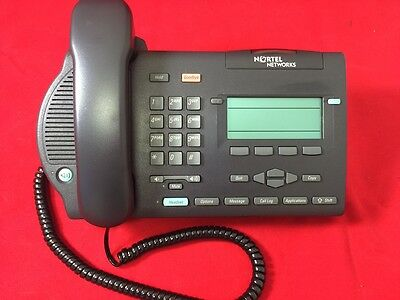 *5 Pack* Avaya Nortel M3903 Charcoal Phone - Free Shipping - Excellent Condition