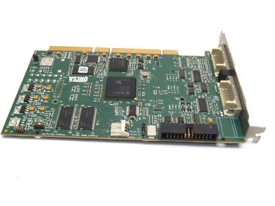 Dalsa OC-64C0-00060 / XL-F130-2064A Dual Port Image Card X64-CL 3