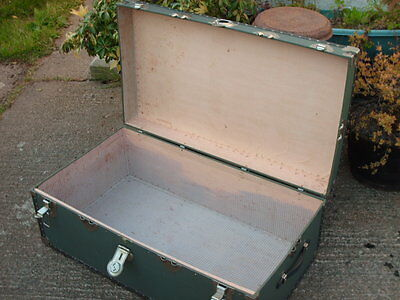 Vintage Travel  Chest / Trunk 6