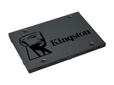 "Kingston A400 2.5"" 480GB SATA III TLC Internal Solid State Drive (SSD) SA400S37/ 3"
