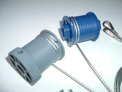 Cardale Cd Pro Safelift Garage Door Cables Drums Wires Wessex Bq