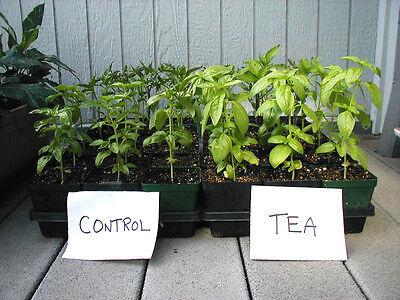 Kit complet 11L blanc pour thé compost aéré : pompe filtre... tea compost brewer