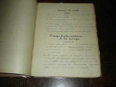 Protège cahier Ville de Paris 1960 jaune Ecole scolarité