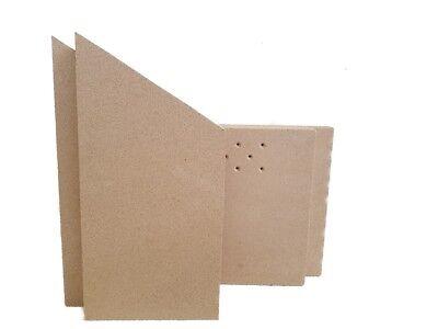 Brick Sets Compatible with Dunsley Highlander 5 Enviroburn