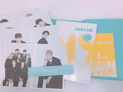 BTS  Bangtan Boys ARMY 3RD Official MemberShip Army Zip Full Kit FanClub Opened 3