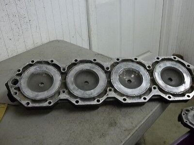 GOOD USED JOHNSON/EVINRUDE Outboard V8 Cylinder Head, OEM #: 333555
