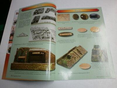 El Lineol Libro de Imágenes 2004 para 7.5cm Massesoldaten + Edición Especial