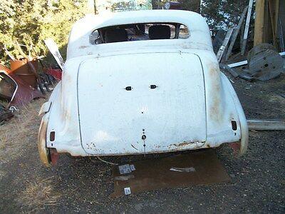 39 Buick Custom Hot Rat Street Rod Project Car Bagged 35 36 37 38 40