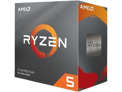 AMD RYZEN 5 3600 6-Core 3.6 GHz (4.2 GHz Max Boost) Socket AM4 65W 100-100000031 2