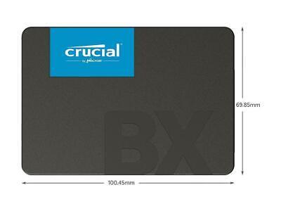 "Crucial BX500 2.5"" 1TB SATA III 3D NAND Internal Solid State Drive (SSD) CT1000B 3"