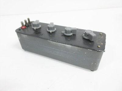 General Radio 1432-L Decade Resistor Gen-Rad 3