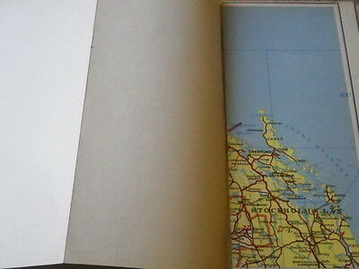 Sweden in Three Parts - Vintage Maps 11
