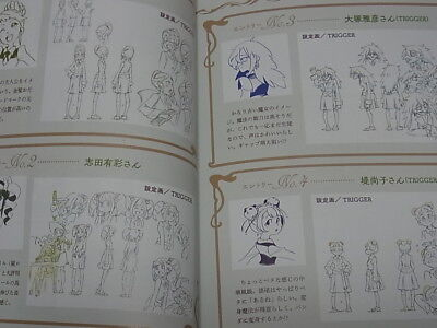 Magazine Febri Little Witch Academia Special Issue