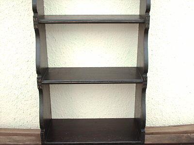 Victorian Pine Wall / Floor Shelf 10