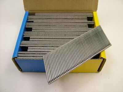 2nd fix Stainless Steel angled brad finish nails 16 gauge 32mm box of 2500 2
